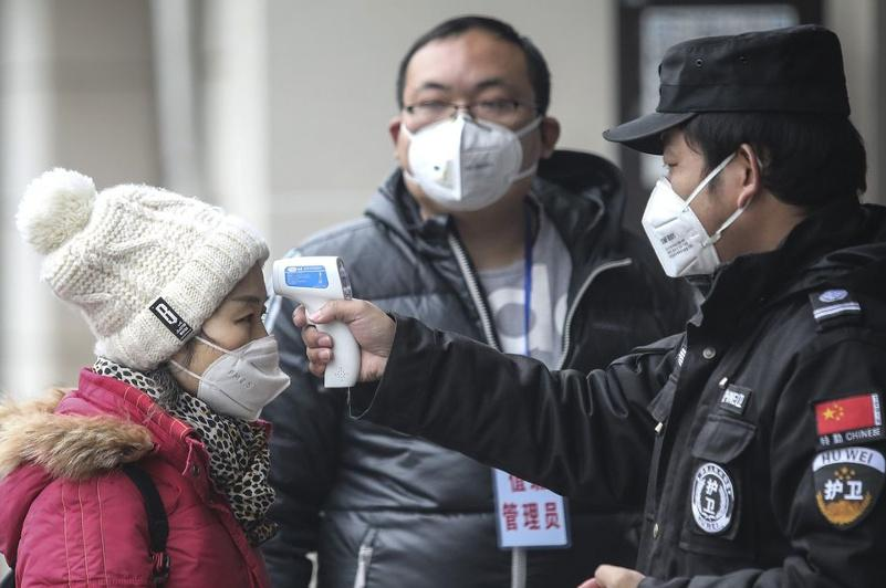 427 new confirmed cases of coronavirus infection reported on Chinese mainland