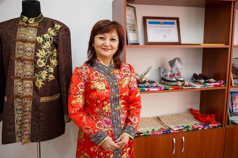 Дунганский центр «Юнчи»: День благодарности - это возможность сказать спасибо казахскому народу за нашу жизнь