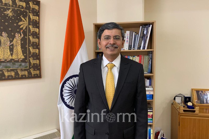 Kazakhstan's Golden Man will be presented in New Delhi, Indian Ambassador