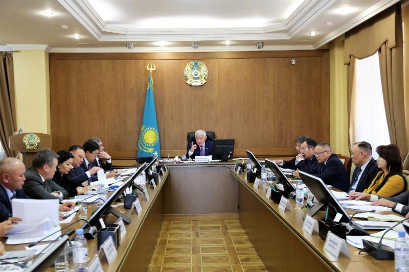 Бердібек Сапарбаев: Басты міндет – жаңа жұмыс орындарын ашып, жалақыны көбейту