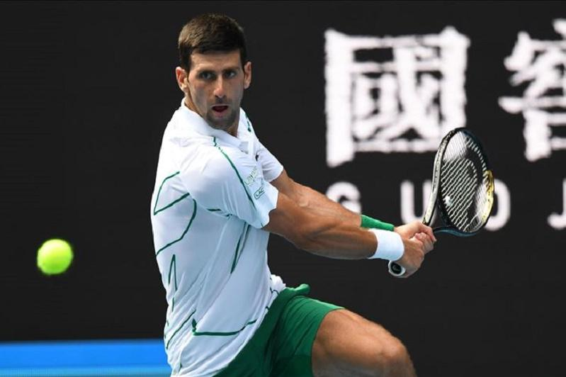 Djokovic leads, Thiem up to third in ATP rankings