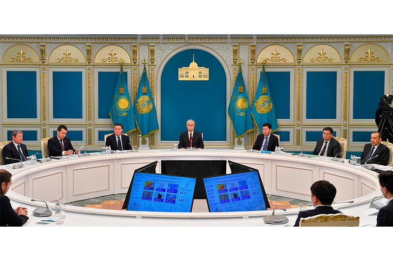 President instructs to modernize information systems of government agencies