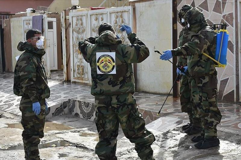 Иракта коронавирустан көз жұмған алғашқы адам тіркелді