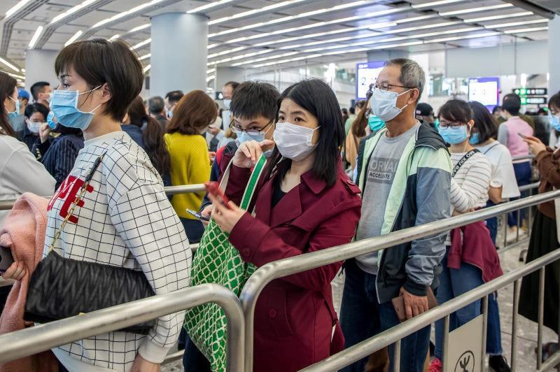Коронавирус: 8 мартдан 1-тоифа давлатлари фуқароларининг ҚРга кириши тақиқланади