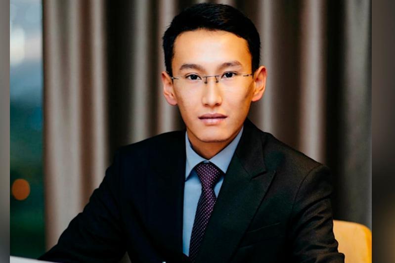 21-летний Асыл Алдаберген назначен внештатным советником акима Туркестанской области