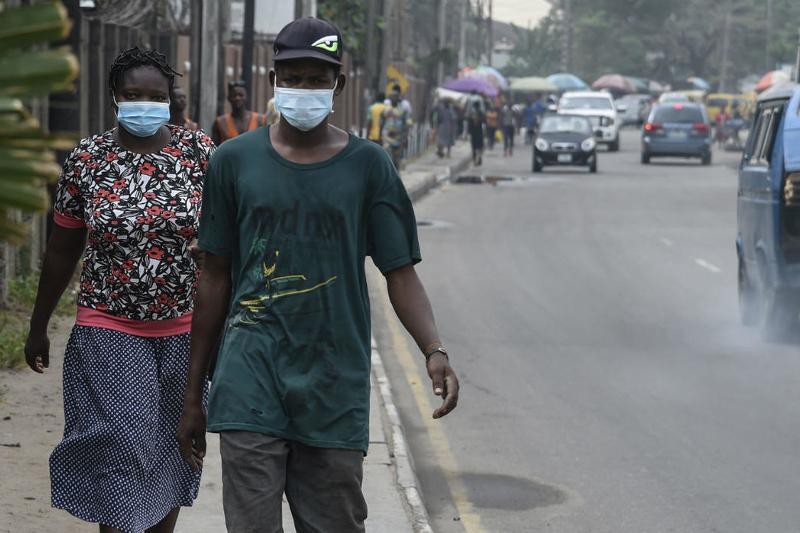 Коронавирус Оңтүстік Африкада да тіркелді