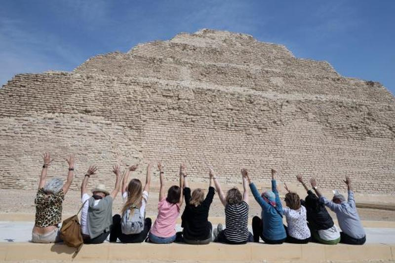 Старейшая в мире пирамида Джосера вновь открывает свои двери для посетителей