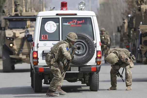 Кабулда атыс кезінде 30 адам қаза тапты