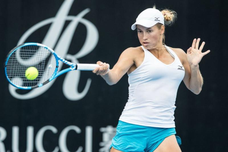 Kazakh tennis players down in WTA rankings