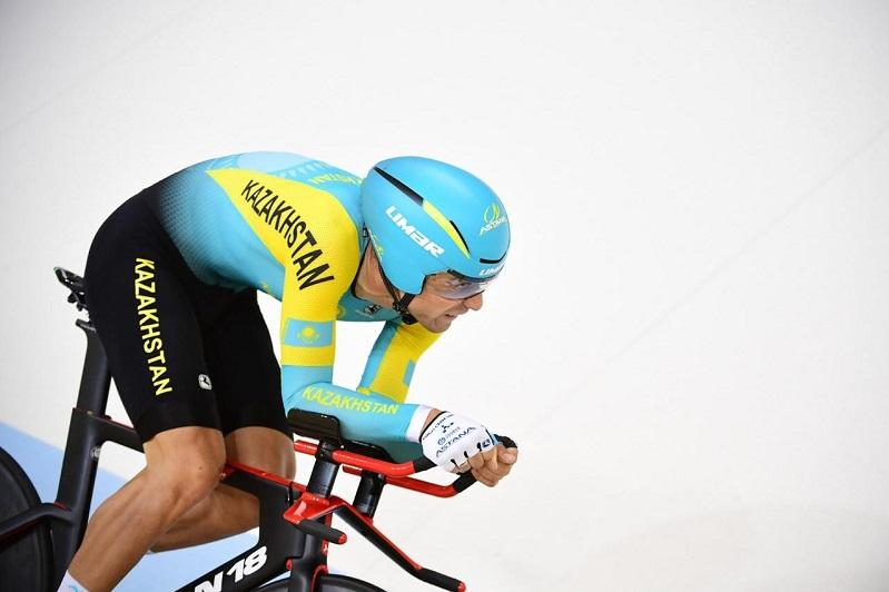 Kazakh track cycling team earns historic quota places for Tokyo Olympics