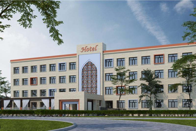 Түркістанда ұлттық нақыштағы бутик-отель салынады