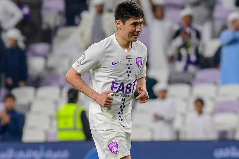 Бауыржан Исламхан «Әл-Айн» клубының сапында алғашқы гол салды