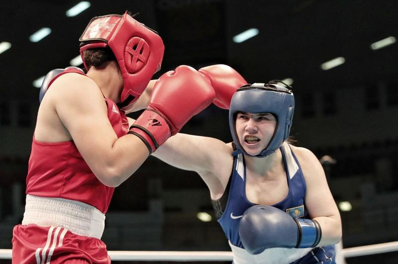 Бокстан іріктеу турнирі: Надежда Рябец жартылай финалда сүрінді