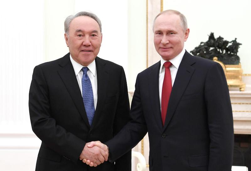 Россия остается надежным партнером Казахстана во всех сферах деятельности - Нурсултан Назарбаев