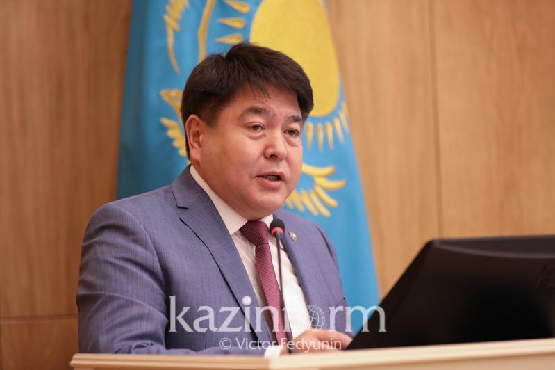 Булат Дембаев рассказал о ходе расследования по Кордайским событиям