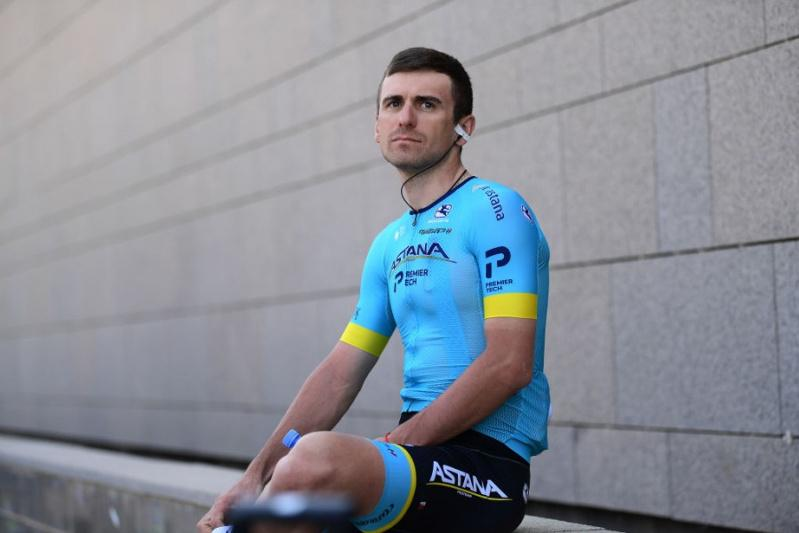 Astana's Zakharov qualified for 2020 Tokyo Olympic Games