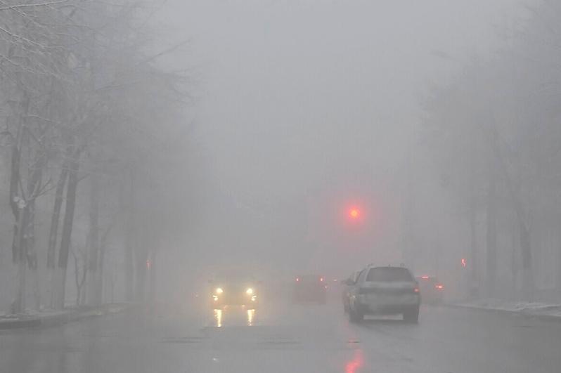 Туманно будет в Мангистауской области 12 марта