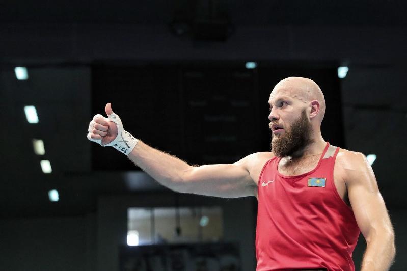 Бокстан Амман турнирі: Василий Левит екінші алтын медаль алып келді