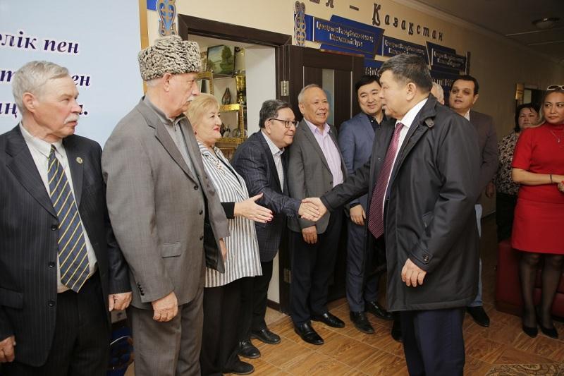 Атырау облысында 19 этномәдени бірлестік жұмыс істейді