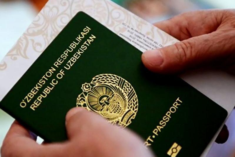 Сколько граждан Узбекистана прибыло в Казахстан за год