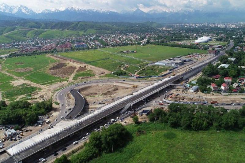 Пробивку проспекта Абая в Алматы планируют завершить до конца года