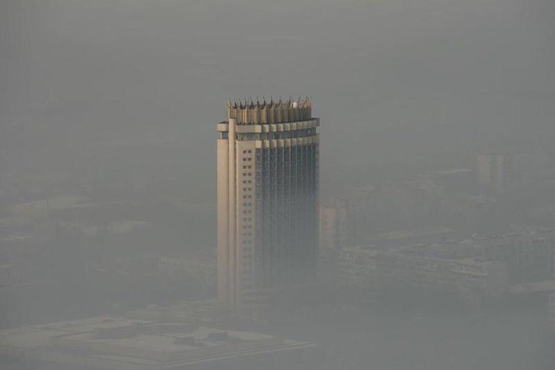 Проблему смога в Алматы подняли сенаторы