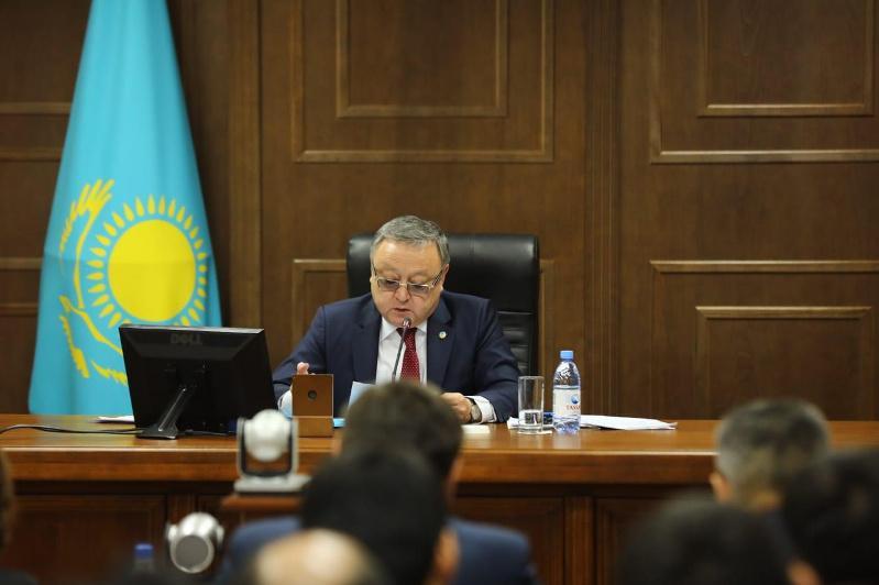 Кадровые перестановки произошли в акимате Актюбинской области