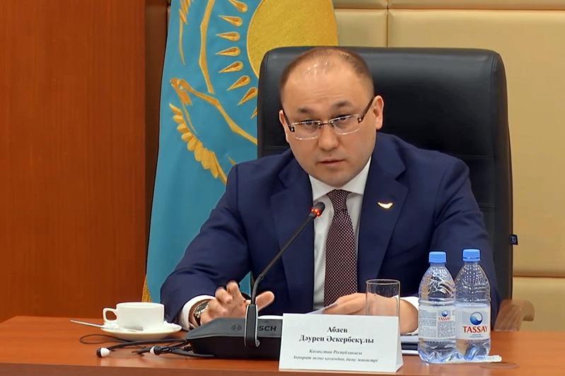 Правительство Казахстана ежедневно на связи с ВОЗ – Даурен Абаев