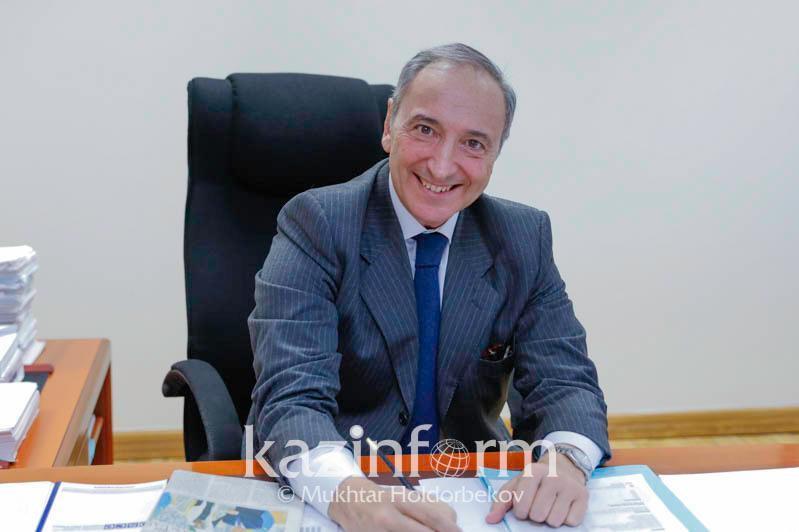 Казахстан – надежная страна, с которой можно иметь дело – Посол Италии Паскуале Д'авино