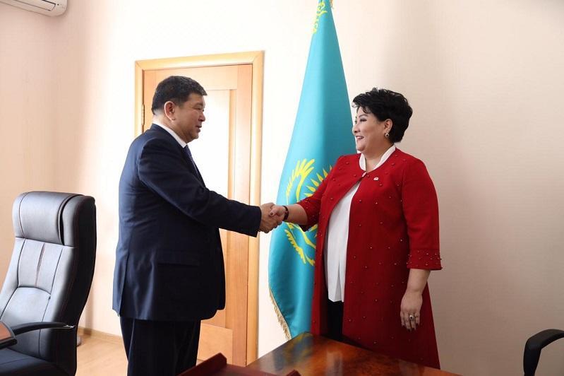 В Атырауской области новый заместитель акима