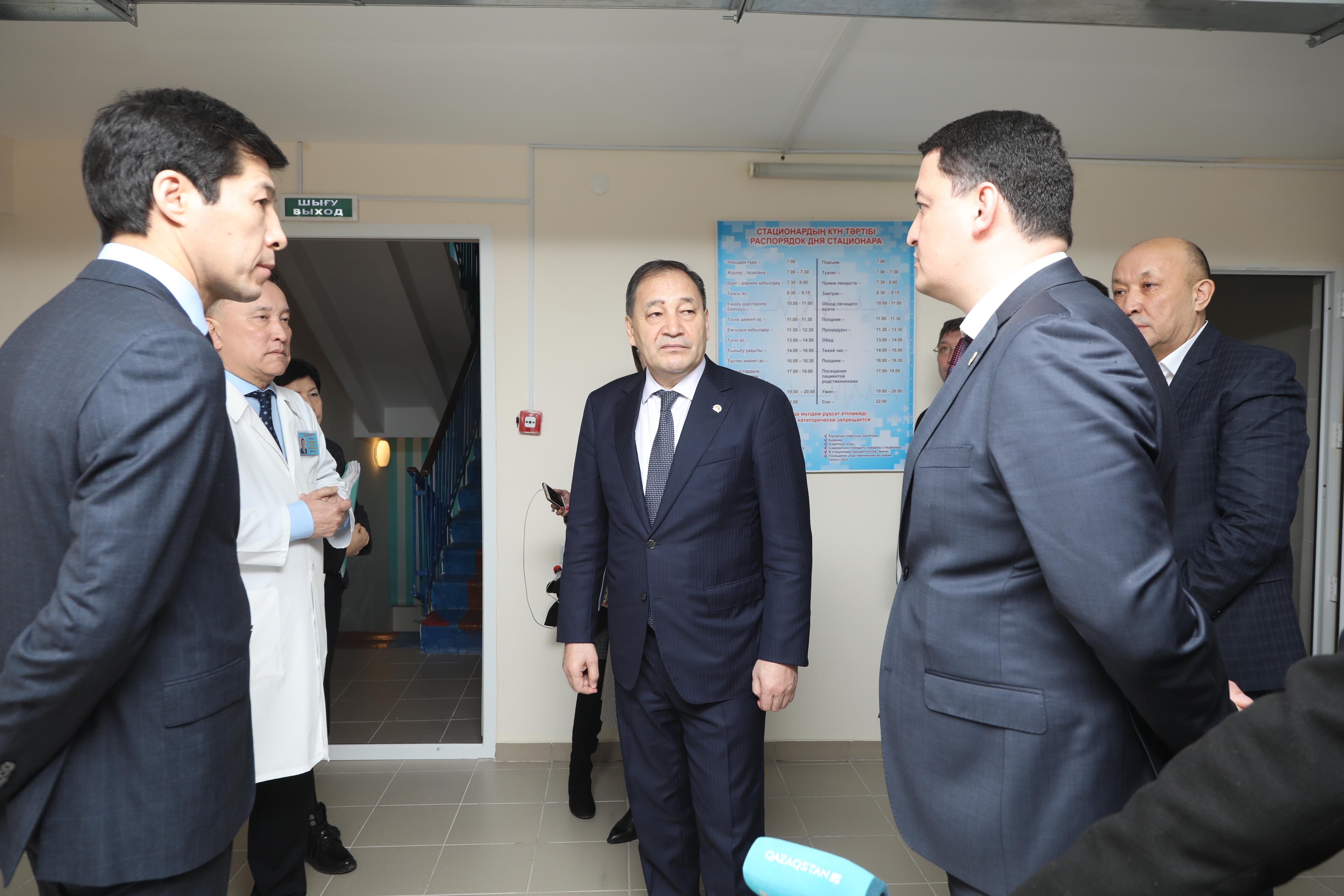 Қазақстанның батыс аймақтарында және Қызылорда облысында коронавирус тіркелген жоқ