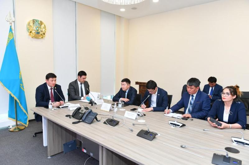 Түркістан облысында коронавирусқа байланысты ситуациялық орталық жұмысын бастады