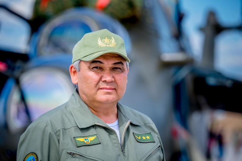 Глава государства сменил главнокомандующего Силами воздушной обороны Вооруженных сил РК