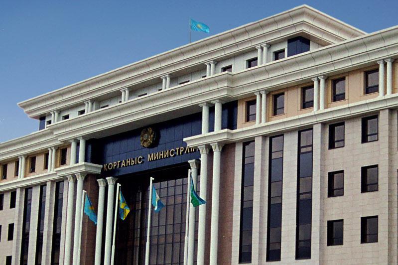 В Вооруженных силах РК приняты меры по обеспечению режима ЧП