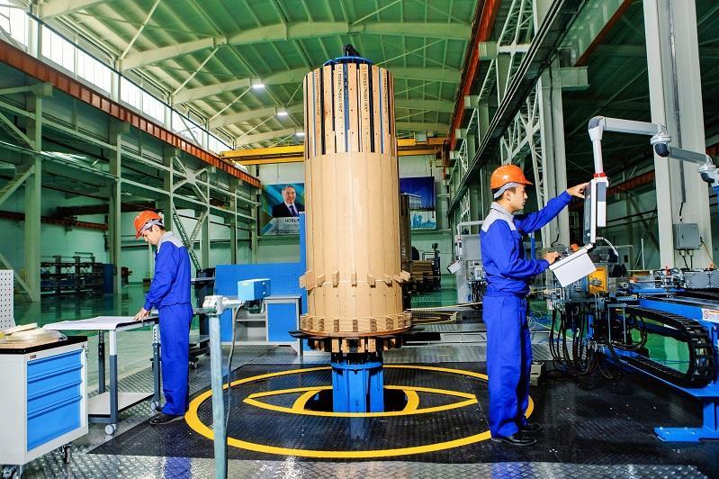 Индустриальный прорыв. Энергия государственной поддержки