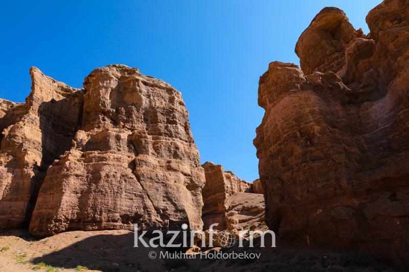 Туристические объекты Алматинской области временно закрыли для посещения