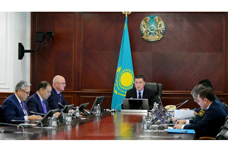 Режим карантина введен в Нур-Султане и Алматы с 19 марта