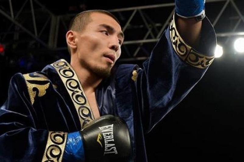 Жеңіліп көрмеген қазақстандық боксшы әлемді таңғалдыруға тағы уәде берді