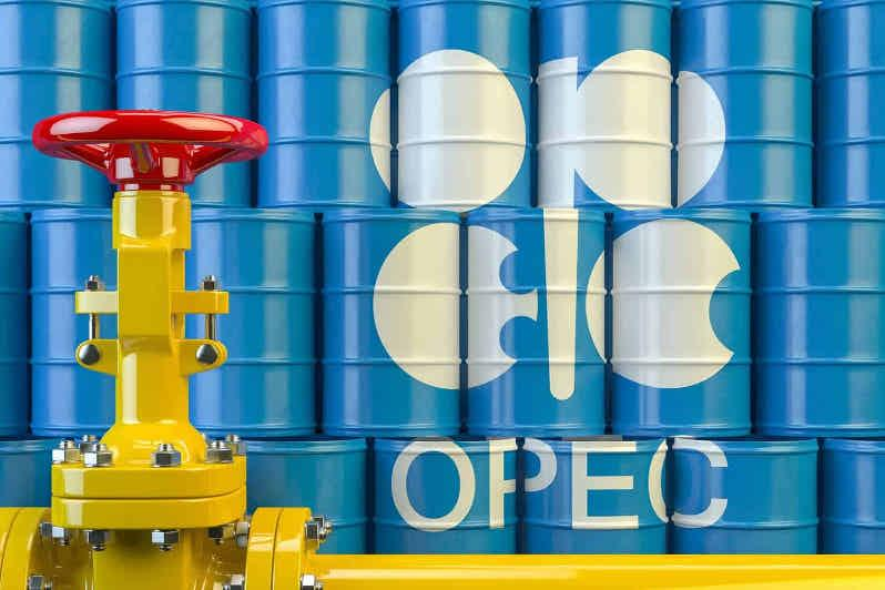 OPEC daily basket price stands at $30.63 a barrel Monday