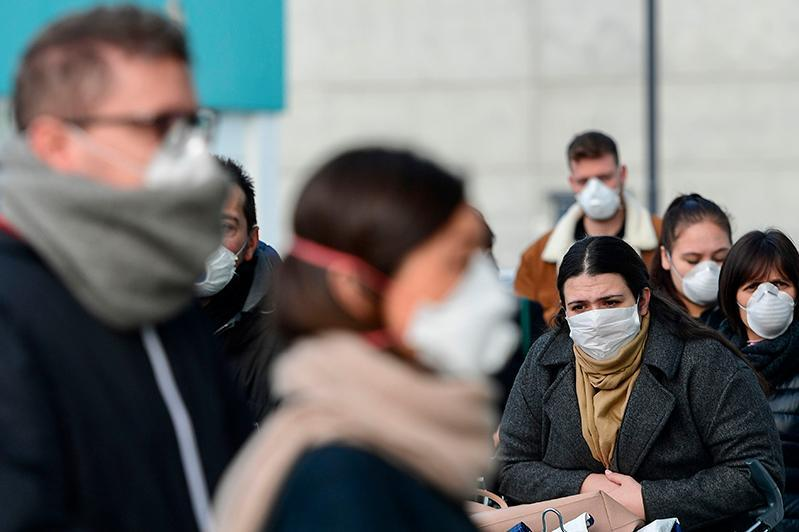 Коронавирус: бельгийцам рекомендовали не выходить из дома