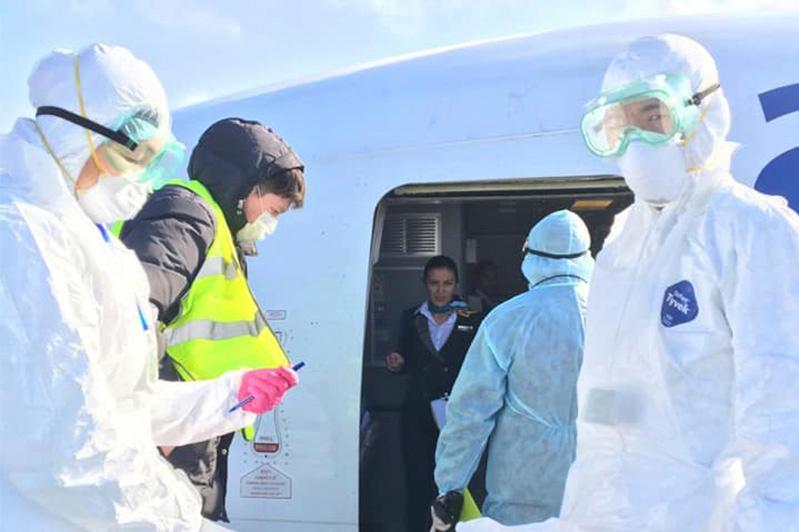 Число заразившихся коронавирусом в РК возросло до 35: два новых случая в Алматы