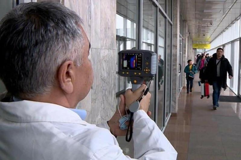 В Кыргызстане зарегистрированы первые три случая коронавируса