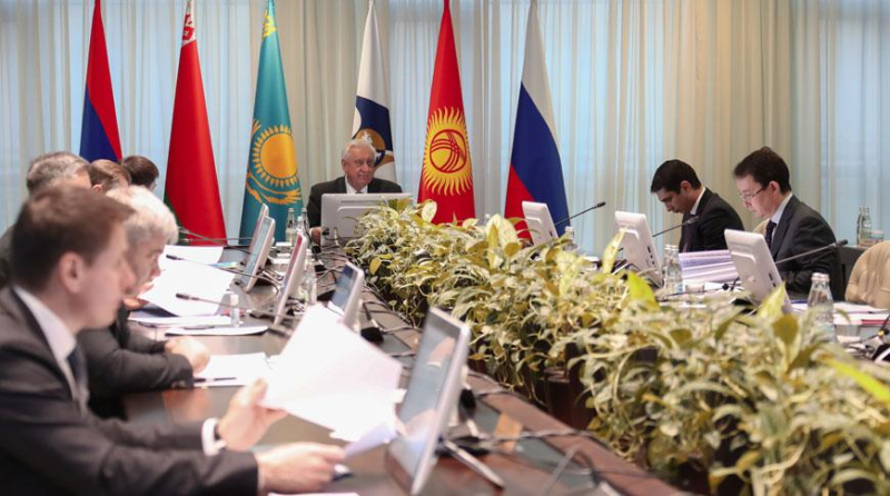 Eurasian Economic Commission officials cancel foreign trips due to coronavirus