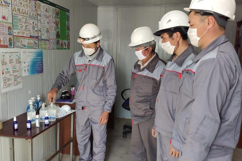 ЧП не повлияло на работу энергетической отрасли в Павлодарской области