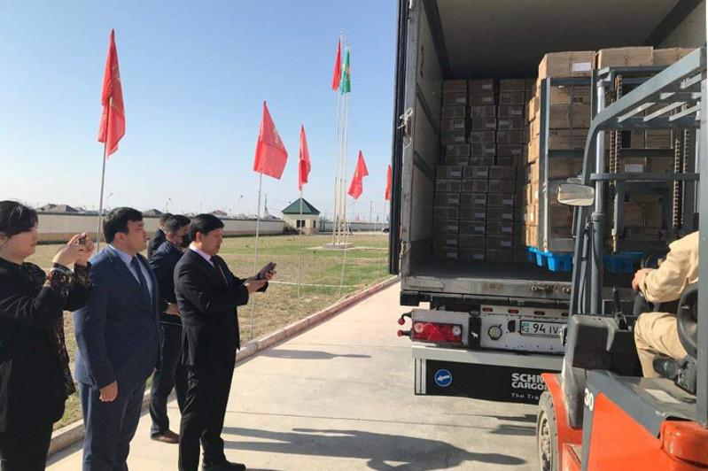 13 тонн сухого верблюжьего молока экспортировала Туркестанская область