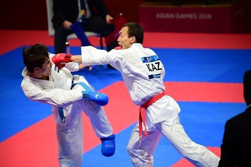 哈萨克斯坦空手道运动员获得东京奥运会参赛资格