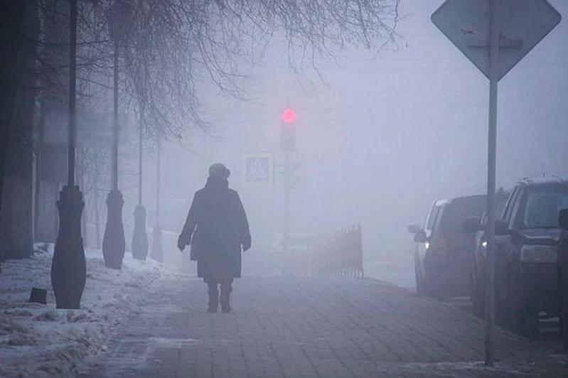 Туман и сильный ветер прогнозируют синоптики в Жамбылской области