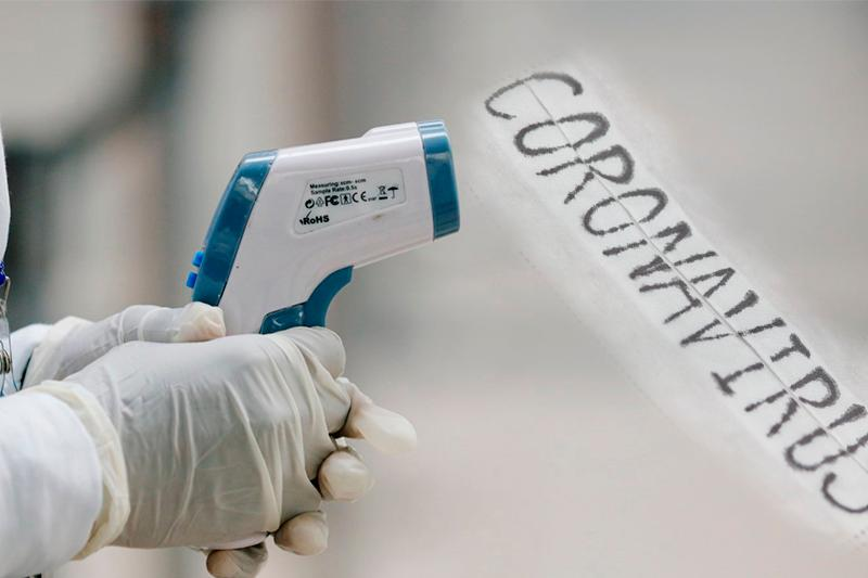 ШҚО еріктілері тұрғындарға коронавирустың алдын алу шаралары туралы ақпарат таратуда