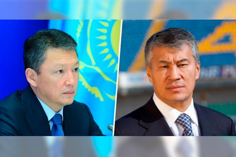 Timur Kulibayev, Kairat Boranbayev to donate 1bn tenge for fight with coronavirus consequences