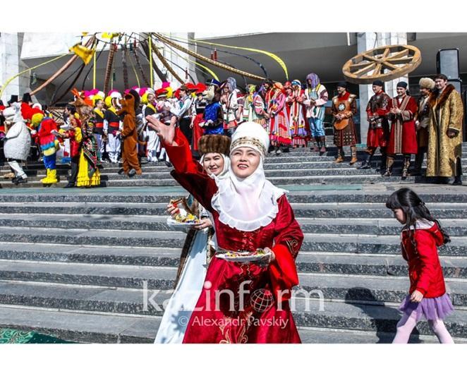 Наурыз – праздник, олицетворяющий мир и добро